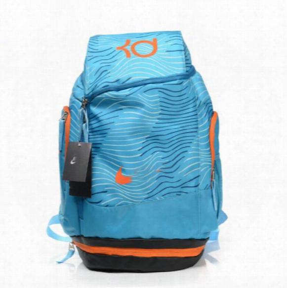 Kd Basketball Backpacks For Men Fashion Men Training Designer Backpack Sport Fitness Laptop Backpack Men Free Shipping