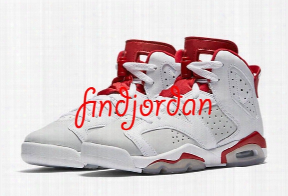 Men Basketball Shoes Cheap Air Retro 6 Alternate White Mens Spoets Designer Sneakers Online Sale Real Running Discount Price Shoe Upon Box