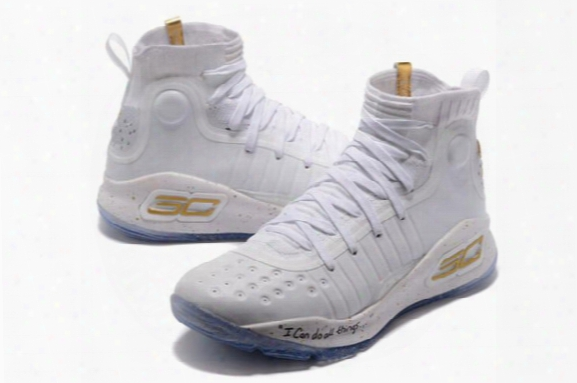 New Arrivals Mens Curry 4 Basketball Shoes Sc30 Iv Sneakers Hot Sell Athletics Sports Sneakers Top Quality Size 40-46