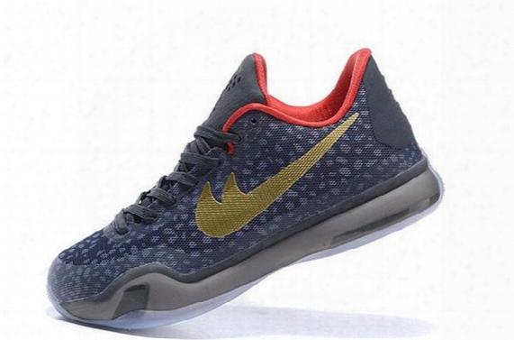 New Kobe 10 X Elite Men Basketball Shoes Sport Walking Bryant X Shoe Low Htm Fashion Shoes