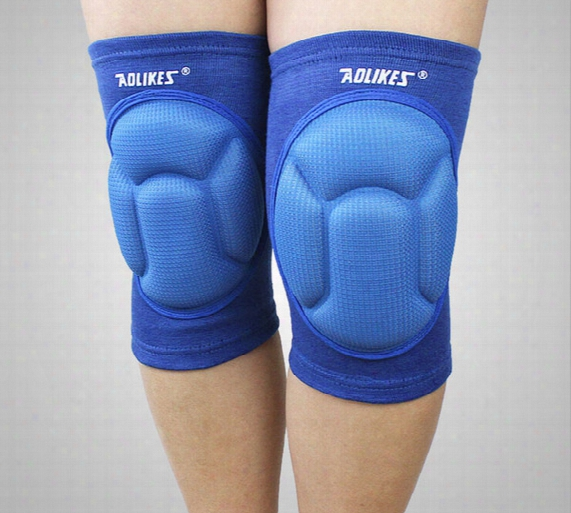 New Patella Black Dhl Free Shipping~blue Knee Brace Support Guard Gym Sport Basketball Kneepads Protection