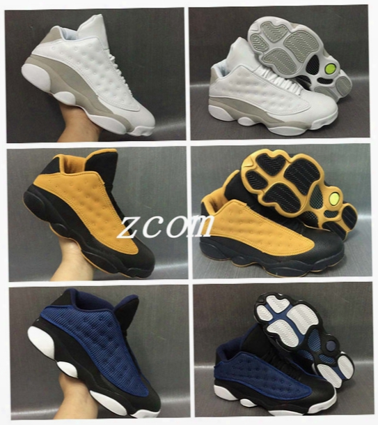 New Retro 13 Xiii Pure Money 13s Low Basketball Shoes Sneakers Luxury Men Athletic Cheap Best Outdoors Sports Shoes