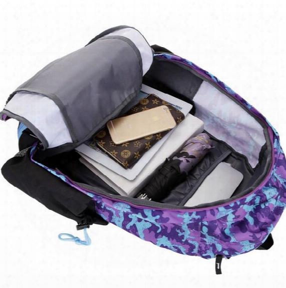 Nk Basketball Captain Kobe Bryant Backpack Men And Women Casual Bag Travel Bag Student Schoolbag