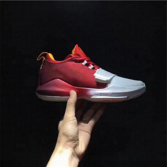 Paul George Pg1 I Mens Basketball Shoes Zoom Pg 1 Thebait Hickory Pe Limited 2k Home Hickory Trainer Sneakers