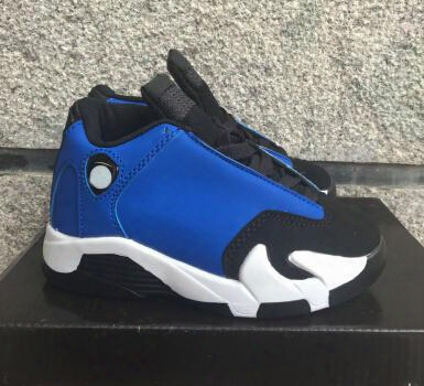 Retro 14 Low Laney Indiglo Kids Basketball Shoes Childrens Shoes Vivid Green 14s Sneakers Cheap Kids Shoes Fashion Trainers For Boys Girls