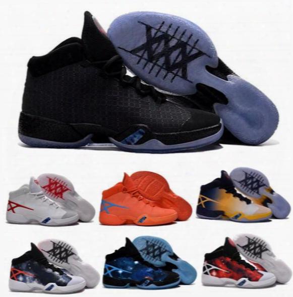 Retro 30 Basketball Shoes Men Cheap Sports Sneakers Retro Shoes J30s Xxx Man Zapatillas Authentic Original Real Replica