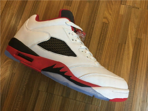 Retro 5 Low Fire Red Alternate Low Low Retro Cny Chi Fire Red Bel Air Basketball Shoes Olympic French 3 Color Retro 5s Sneaker
