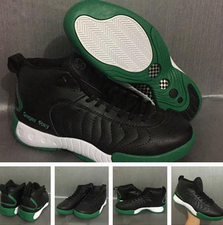 Retro Jumpman Pro Og Men's Basketball Shoes Top Quality Team Jumpman Pro Men Size Free Shipping Wholesale