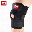 High quality fashion football basketball volleyball black durable knee shin protector guard pad pads kneepad -NatureHike