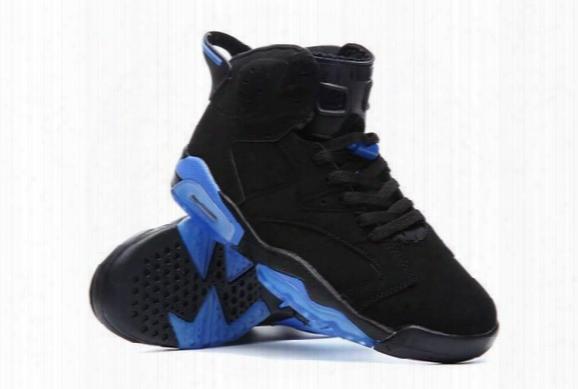 Unc 6s Retro 6s Unc Basketball Shoes With Originals Box Size Eur 41-47 Retro 5s Free Shippin Wholesale