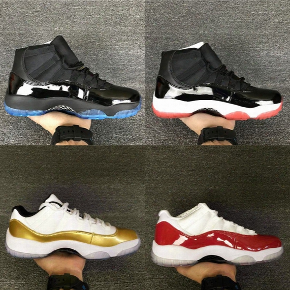 Wholesale 2017 New Best Quality Legend Blue Basketball Shoes (11)xi Sports Shoes Women&mens Trainers Athletics Boots Retro 11 Xi Sneakers