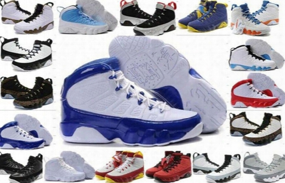 Wholesale High Quality Men 9 Ix Retro Basketball Shoes Johnny Kilroy Women 9 Ix 9s Sports Basketball Shoes Man 9s Sneakers 4-5-6-9-10-11-13