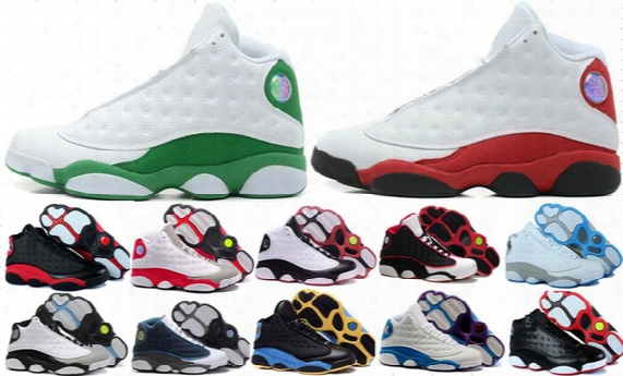 Wholesale High Quality Retro 13 Xiii 13s Basketball Shoes Sneakers Men 13s Sports Basketball Shoes Cheap 13s Xiii Man Basketball Shoes 7-12