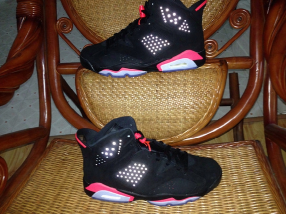 Wholesale Vi 6 Retro Black Varsity Red Good Quality 6s Mens Sport Shoes Online Sale Hot Free Shipping Cool Design