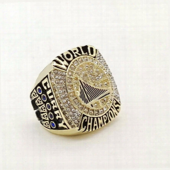 2017 Golden Men Basketball World Championship Ring