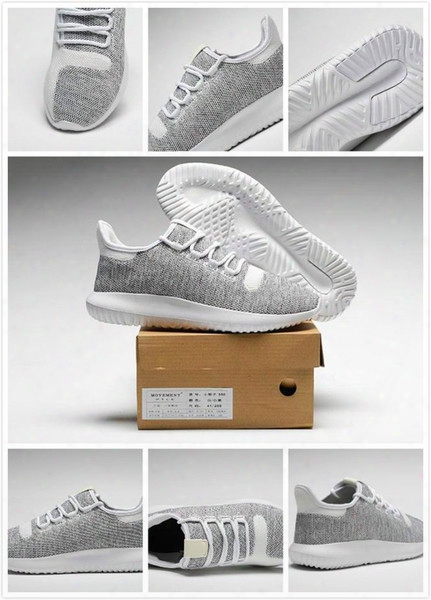 2017 Hot Tubular Shadow 3d Breathe Classical Men's Women's Sneakers Cheap Breathable Casual Running Walking Designer Trainers Shoes 36-46