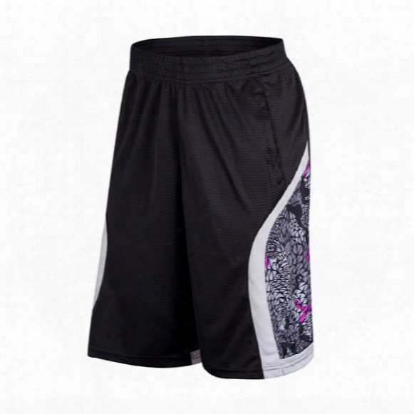 Basketball Shorts Men Running Fitness Training Sports Pants Men's Half Length In The Summer Quick Dry