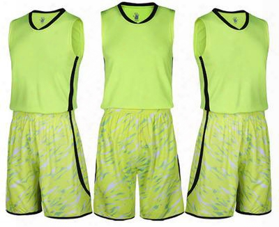 Basketball Suit Summer Suit Short Anti_uv