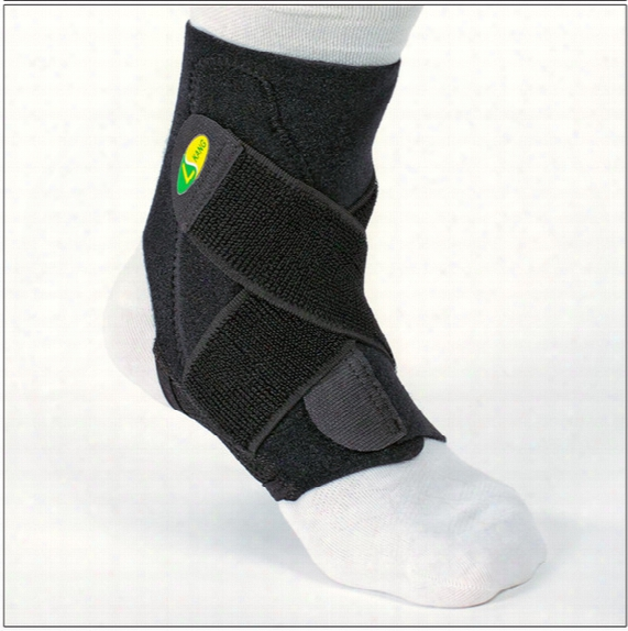 Cheaper Outdoor Sports Spirally Wound Bandage Ankle Support Basketball Running Adjustable Ankle Brace Protection