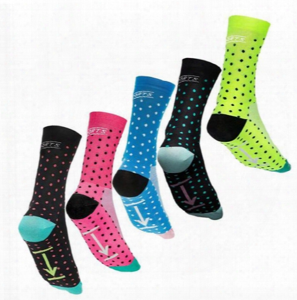 Dh Sports Professional Sport Socks Breathable Road Bicycle Outdoor Racing Cycling Socks Basketball Socks