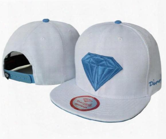 Diamond Supply Co. Snapback Hats Classic Men & Women Basketball Adjustable Caps Sports Hats Hiphop Bboy Headwear Freeshipping