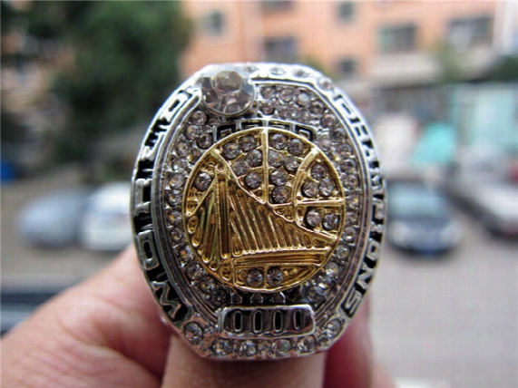 For Durant 2017 Basketball Warriors Sale Replica Championship Rings Men Jewelry Wholesale Free Shipping New Sport Fans Drop Shippign