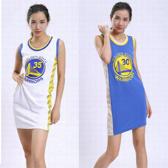 Girls Sexy T-shirt Basketball Jerseys Long Section Sleeveless Vest Skirt Student Party Cheerleading Dress Blank Version Can Be Customized Nu