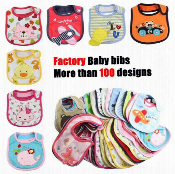 New Baby Bibs & Burp Cloths Baby Feeding Baby Clothes Baby Towels Cottonbaby Accessories Boys Girls Waterproof Bib Cheap Z