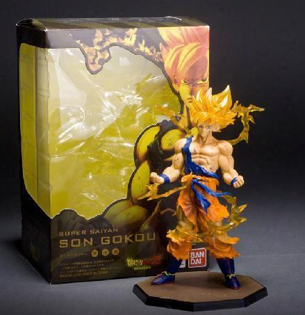 New Dragonball Z Dragon Ball Dbz Anime Son Goku Vegeta Tfunks Super Saiyan 15 Cm Action Figure Toys Original Box Dragonballz