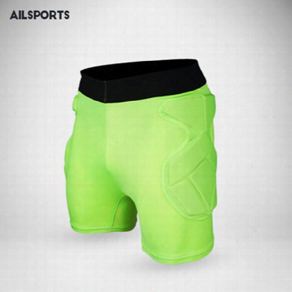 New Protective Hip Pad Padded Shorts Basketball Soccer Goalkeeper Shorts Eva Thick Latex Sponge Snowboarding Impact Protection