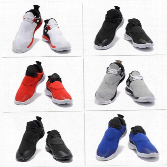 New Style High Quality Retro 4 Basketball Shoes Men Running Shoes 4s Pure Money Royalty White Cement Bred Military Blue Sports Sneakers