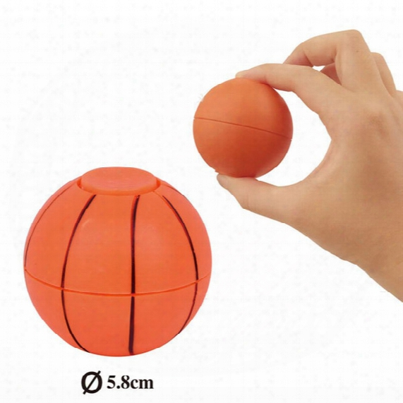 Newest Abs Hand Football Basketball Spinner Finger Football Leisure Decompression Toys With Retail Box Free Shipping