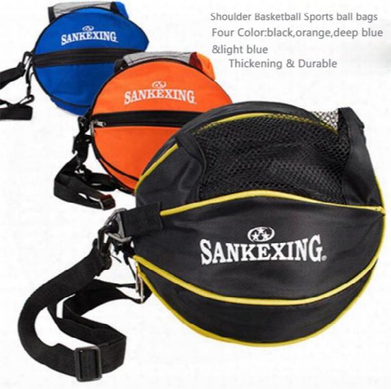 Outdoor Sports Shoulder Soccer Ball Bags Professional Basketball Football Volleyball Carrier Holder Waterproof Handbag