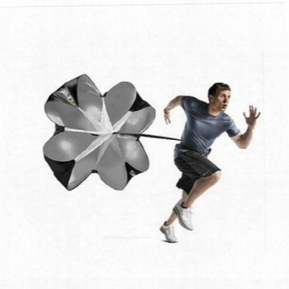 The New Speed Resistance Sports Training Umbrella Parachute Running Chute Soccer Training Equipment Basketball Football Parachutee