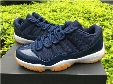 Cheap Wholesale Retro 11 Blue Navy Low Midnight Navy Gum Mens Basketball Shoes High Quality Sports Shoes 11 Free Shipping 528895-405