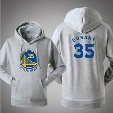 Hoodies Jacket Hooded Pullover Basketball Golden State Kevin Druant Warriors Curry KD Hip Hop Streetwear Pure Cotton Sports Sweater