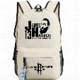 James Harden backpack Mustache star school bag Best player daypack Basketball schoolbag Outdoor rucksack Sport day pack