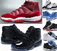 Wholesale Red Retro 11 XI 11s Bred Basketball Shoes Cheap Good Quality Men Women 11 XI 11s Sports Shoes Mens 11 XI Air Sneakers 4-6-10-12-13