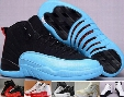 Wholesale Retro 12 XII 12S Basketball Shoes Sports Shoes 100% Original Men Sneakers Women Online 12s PSNY French Blue Boots 4-5-10-11-12-13