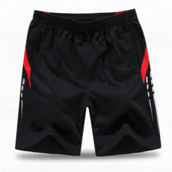Wholesale- New Summer Style Basketball Shorts Men Pocket Tennis Short Trouser Fashion Running Sport Shorts Male Plus Size