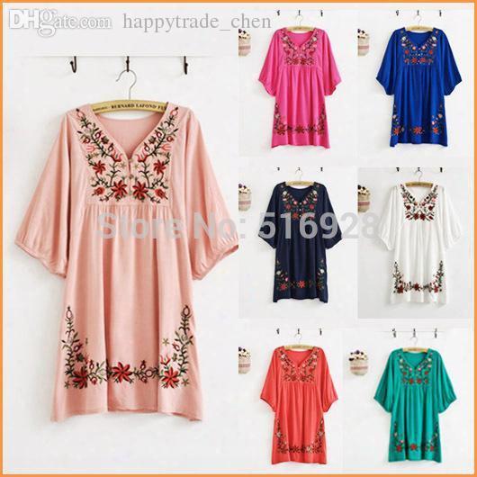 Wholesale-summer Pregnant Dress Blouses Shirts Clothes Top Maternity Dresses Clothing For Pregnancy Plus Size 2015