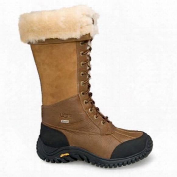 Adirondack Tall Waterproof Boot(otter) - Womens
