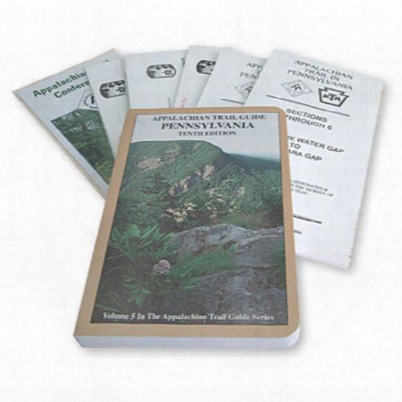 Appalachian Trail Guide To Pennsylvania