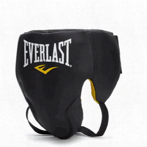 Boxing Groin Protector (c3 Pro Competition Hook & Loop Protector)