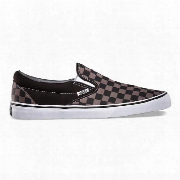 Checkerboard Classic Slip-on Shoe - Mens