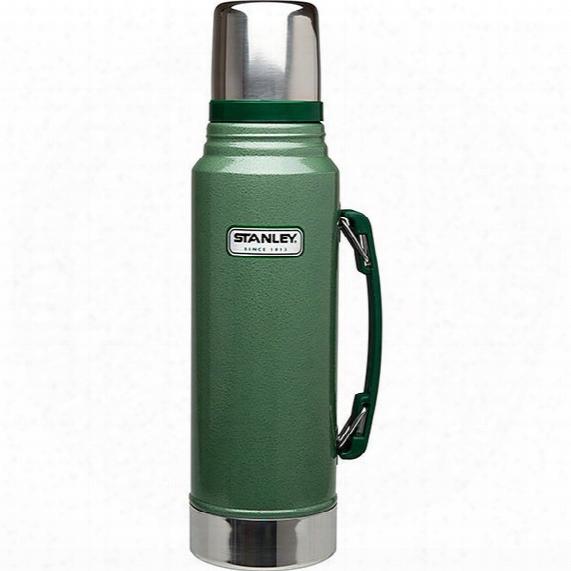 Classic Vacuum Bottle 1.1qt + Flask Gift Set