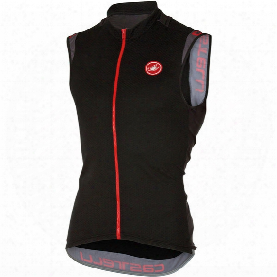 Entrata 2 Sleeveless Jersey Fz - Mens
