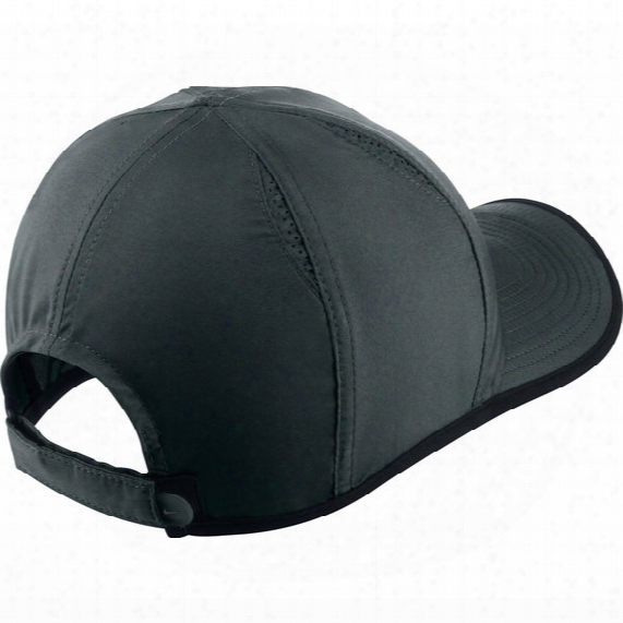 Feather Light Adjustable Hat - Mens