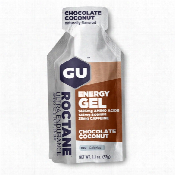 Gu Roctane Energy Gel Single-serving Pouch - Chocolate Coconut