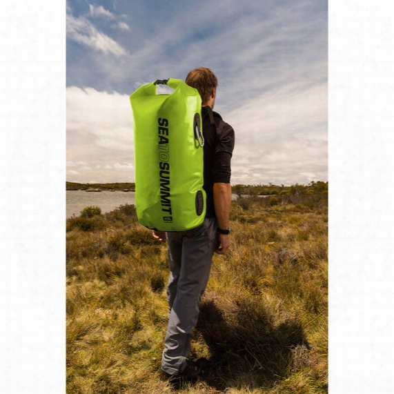 Hydraulic Dry Pack W/harness - 90 Liter